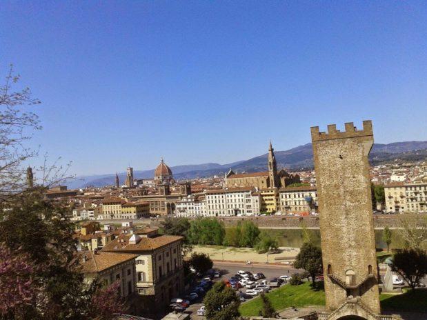 <center>Visita a Florença, a bela capital da Toscana (com bate-volta Pisa e Lucca), em DETALHES… </center>