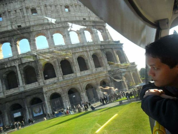 <center>Visita a Roma com ida a Nápoles e Pompéia DETALHADO! </center>