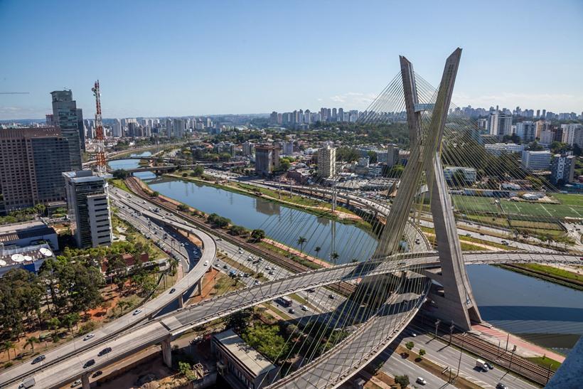 <center>Visita a São Paulo: 3 dias na maior cidade do país DE MANEIRA EFICIENTE! </center>