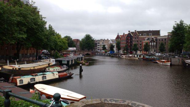 <center>Extraindo, em 3 dias, o melhor de uma visita a Amsterdam… </center>