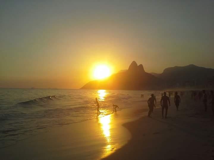 visita ao Rio de Janeiro