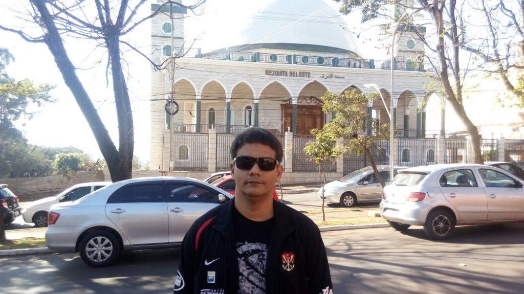 mesquita de ciudad del este