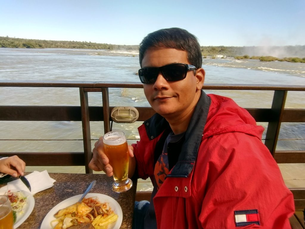 restaurante nas cataratas do iguaçu