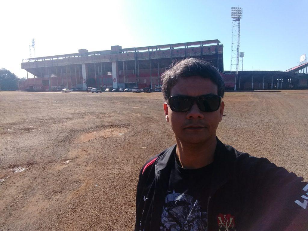 estadio 3 de febrero